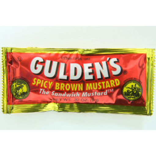 Picture of Gulden's Spicy Brown Mustard (179 Units)