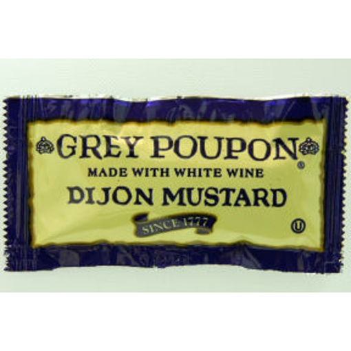 Picture of Grey Poupon Dijon Mustard (132 Units)