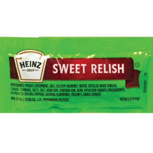 Picture of Heinz Sweet Relish (156 Units)