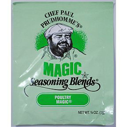 Picture of Chef Paul Prudhommes Magic Seasoning Blends - Poultry Magic (69 Units)