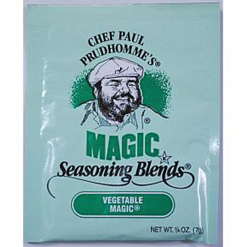 Picture of Chef Paul Prudhommes Magic Seasoning Blends - Vegetable Magic (69 Units)