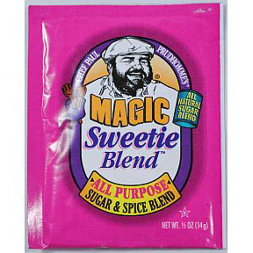 Picture of Chef Paul Prudhommes Magic All Purpose Sweetie Blend - Sugar & Spice (100 Units)