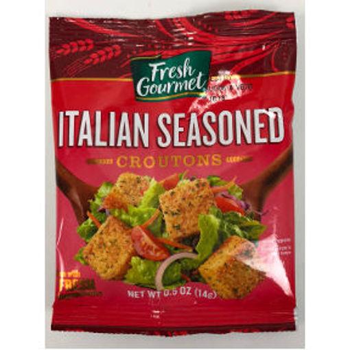 Picture of Fresh Gourmet  Italian Seasoned Croutons (100 Units)