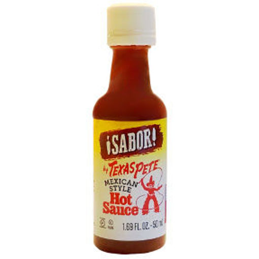 Picture of ¡Sabor! by Texas Pete Mexican-Style Hot Sauce Bottle (12 Units)