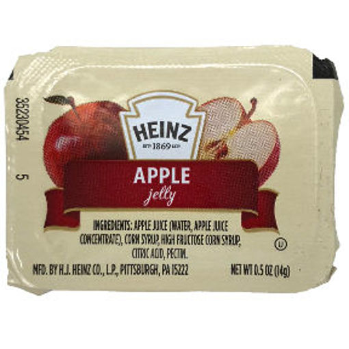Picture of Heinz Apple Jelly (132 Units)