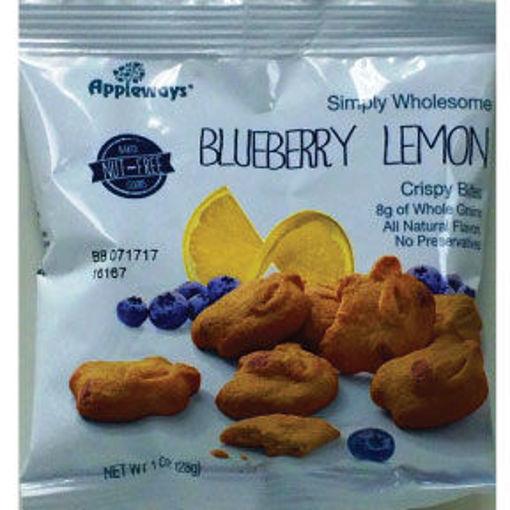 Picture of Appleways Blueberry Lemon Crispy Bites (42 Units)
