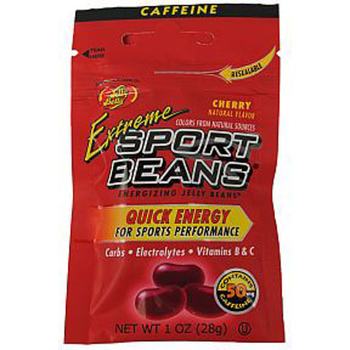 Picture of Jelly Belly Extreme Sport Beans - Cherry flavor (19 Units)