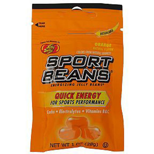 Picture of Jelly Belly Sport Beans - Orange flavor (19 Units)