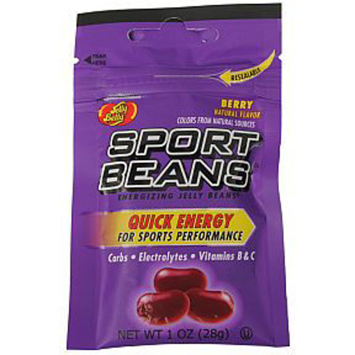 Picture of Jelly Belly Sport Beans - Berry flavor (19 Units)
