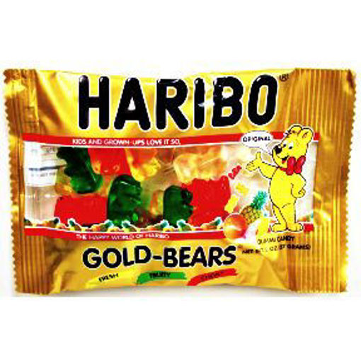 Picture of Haribo Gold-Bears (23 Units)