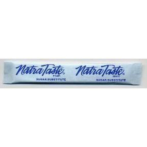 Picture of Natra Taste Sugar Substitute - Stick Package (417 Units)