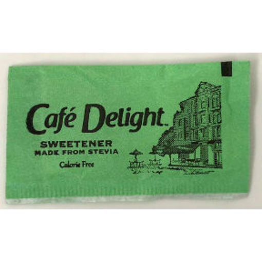 Picture of Café Delight Sweetener made from Stevia - Packet (500 Units)