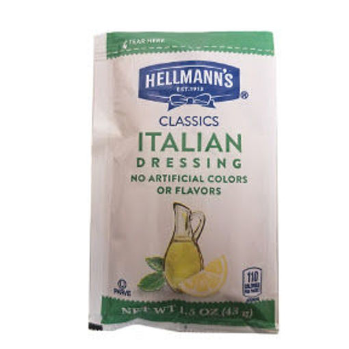 Picture of Hellmann's Classic Italian 1.5 oz (42 Units)