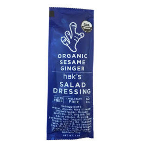 Picture of Hak's Organic Sesame Ginger Dressing (23 Units)