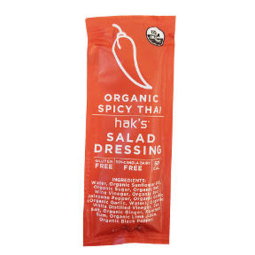 Picture of Hak's Organic Spicy Thai Dressing (23 Units)