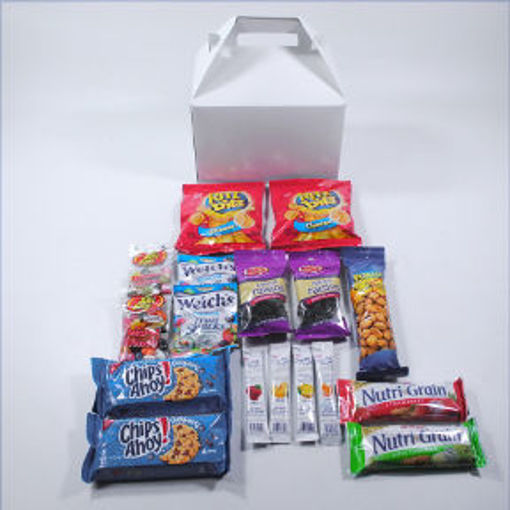 Picture of Out Of Towner Welcome Snacks (2 Units)