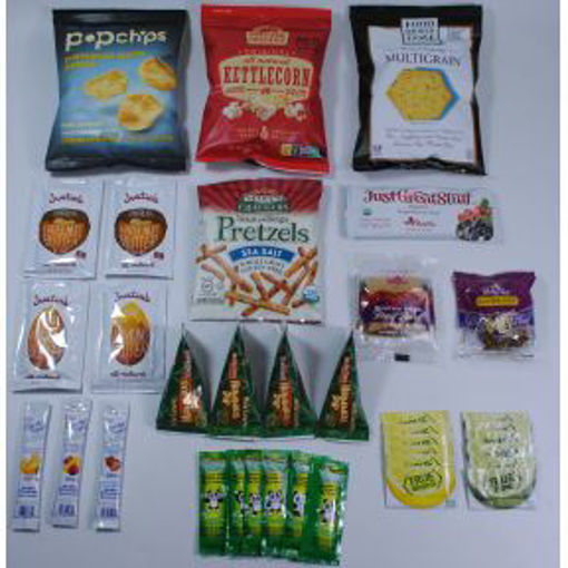 Picture of Gluten Free Snack Sampler (1 Units)