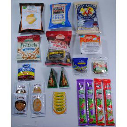 Picture of Gluten Free Snack Sampler - Kids (1 Units)