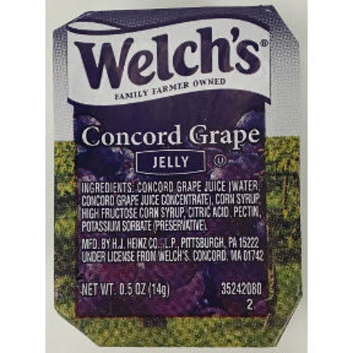 Picture of Welch's Grape Jelly Cup (139 Units)