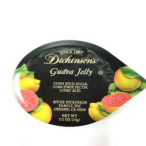 Picture of Dickinsons Guava Jelly Cup (109 Units)