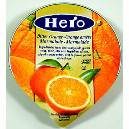 Picture of Hero Bitter Orange Marmalade (cup) (86 Units)