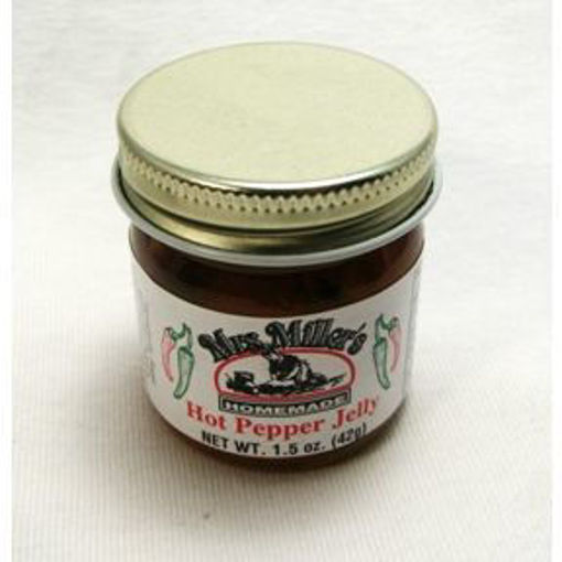 Picture of Mrs. Miller's Homemade Hot Pepper Jelly (14 Units)