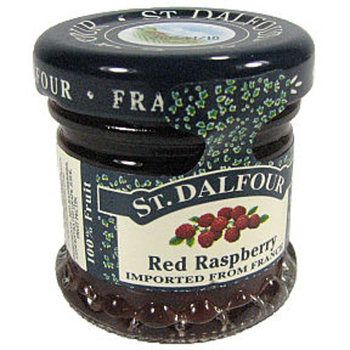 Picture of St. Dalfour Red Raspberry (jar) (22 Units)