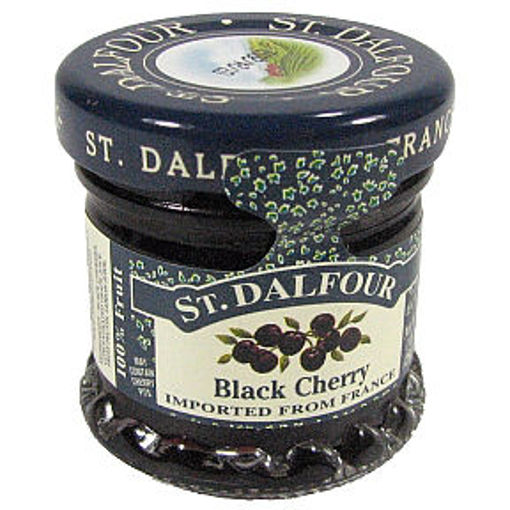 Picture of St. Dalfour Black Cherry (jar) (22 Units)
