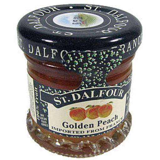 Picture of St. Dalfour Golden Peach (jar) (22 Units)