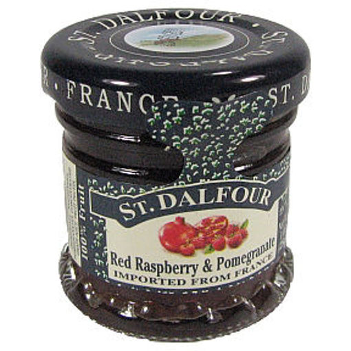 Picture of St. Dalfour Red Raspberry & Pomegranate (jar) (22 Units)
