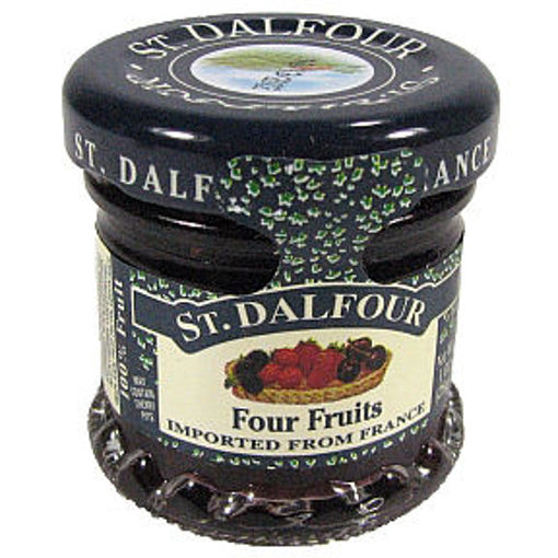 Picture of St. Dalfour Four Fruits (jar) (22 Units)