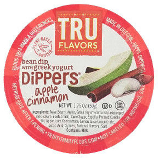 Picture of Truitt Family Foods TRU Flavors Tasty Dippers- Apple Cinnamon (26 Units)