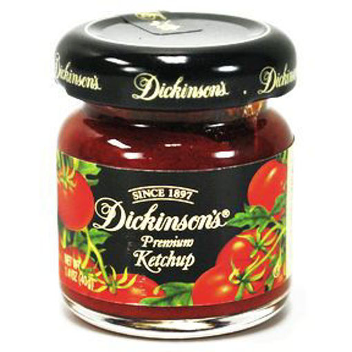 Picture of Dickinson's Premium Ketchup (24 Units)