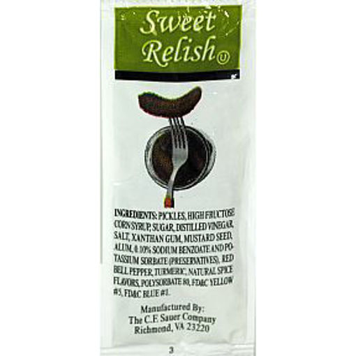 Picture of CF Sauer Sweet Relish pouch (227 Units)