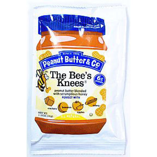 Picture of Peanut Butter & Co The Bee's Knees Squeeze Pack  (1.15 oz) (33 Units)