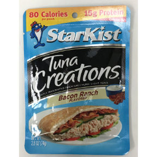 Picture of Starkist Tuna Creations Bacon Ranch (10 Units)