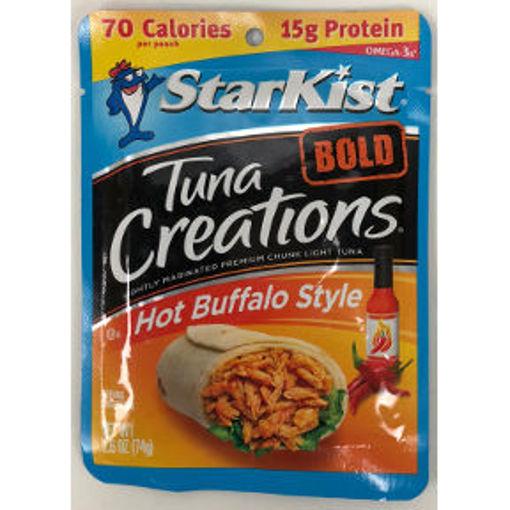 Picture of Starkist Tuna Creations Bold Hot Buffalo Style (10 Units)