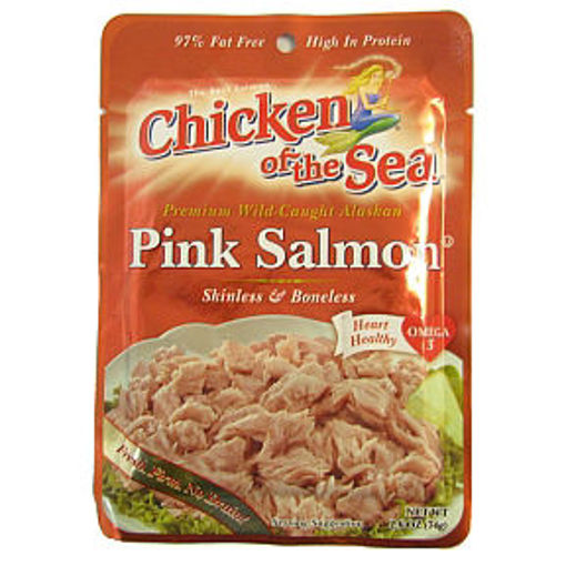 Picture of Chicken of the Sea Pink Salmon - 2.5 oz (11 Units)