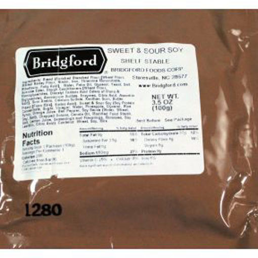 Picture of Bridgford Sweet & Sour Soy Pocket Sandwich (5 Units)