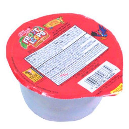 Picture of Kelloggs Froot Loops - Reduced Sugar Bowl (26 Units)