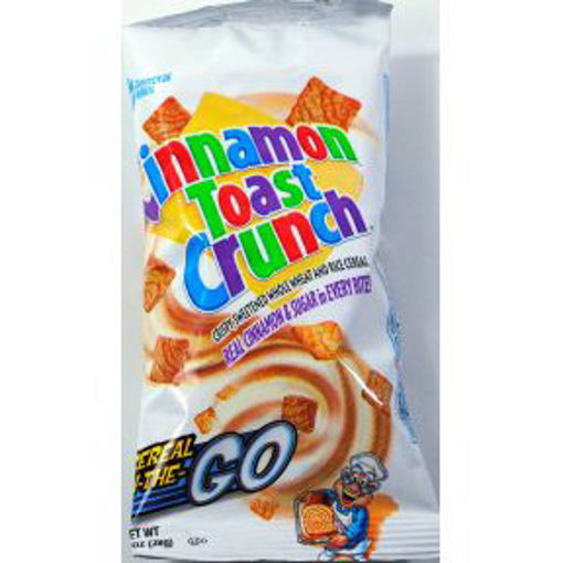 Picture of General Mills Cinnamon Toast Crunch Cereal On-The-Go (33 Units)