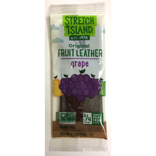 Picture of Stretch Island Original Fruit Leather - Grape (35 Units)