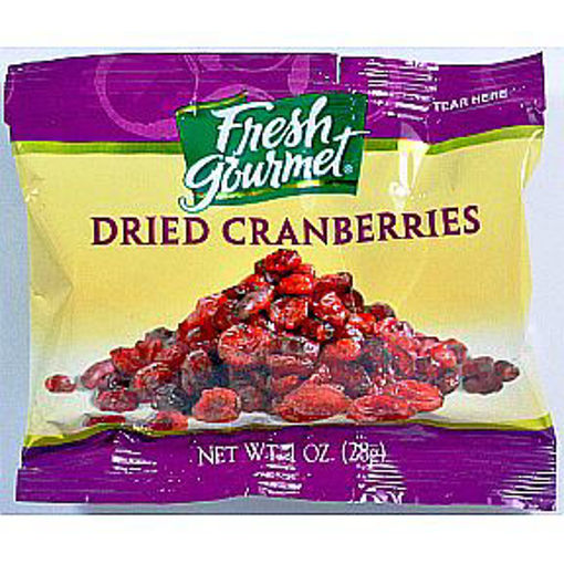 Picture of Fresh Gourmet Dried Cranberries (37 Units)