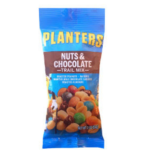 Picture of Planters Nuts & Chocolate Trail Mix (20 Units)