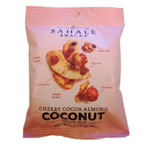 Picture of Sahale Snacks Cherry Cocoa Almond Coconut Snack Mix (10 Units)