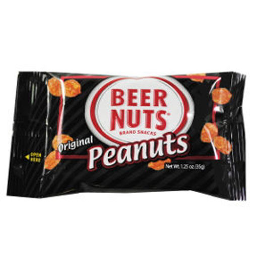 Picture of Beer Nuts Original Peanuts (25 Units)