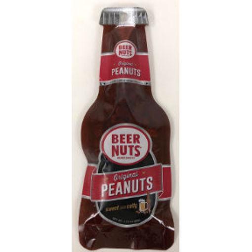 Picture of Beer Nuts Original Peanuts Beer Bottle Bag - 1.75 oz. (17 Units)