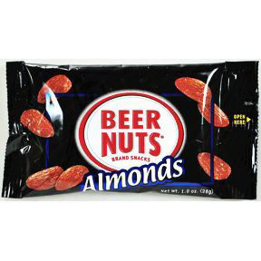 Picture of Beer Nuts Almonds 1oz. (26 Units)