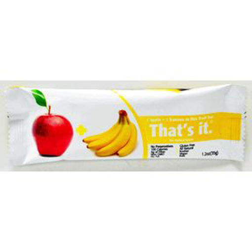 Picture of That's It. Fruit Bar Apple & Banana (12 Units)