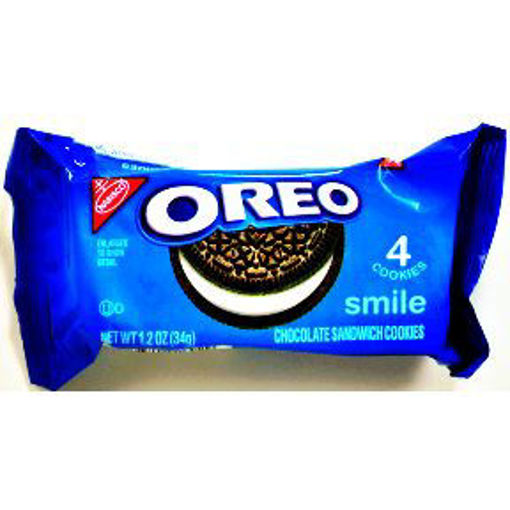 Picture of Nabisco Oreo 4 pack (33 Units)